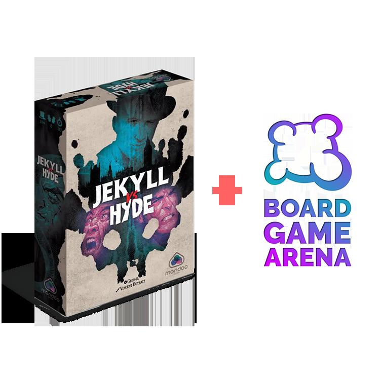 Jekyll vs Hyde BGA